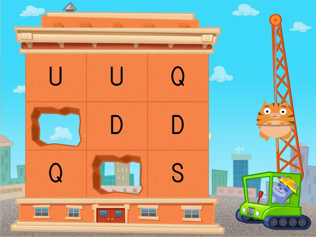 Alphabet Demolition Bingo