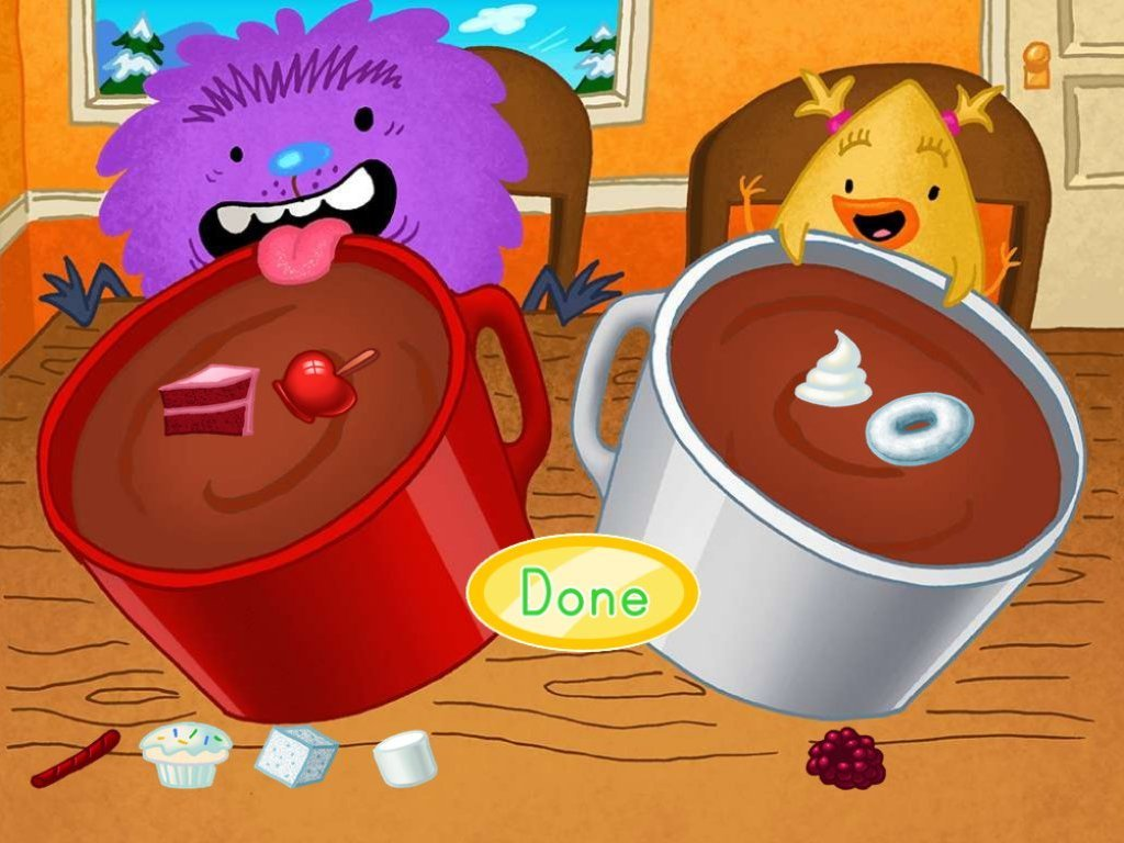 Cocoa Color Sorting Game