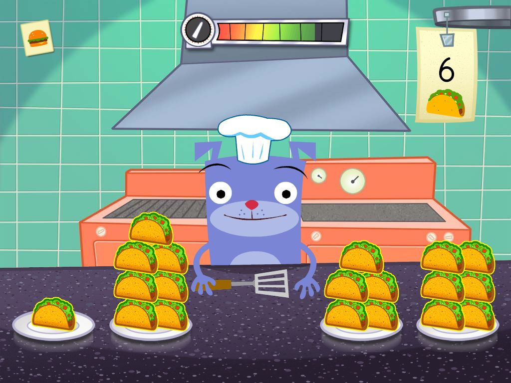 Counting Restaurant Orders Game