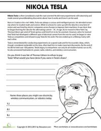 Electricity & Magnetism For Kids | Printable Workbook ...