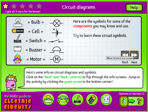 The Blobz Guide Teach Simple Electronic Circuits To Children