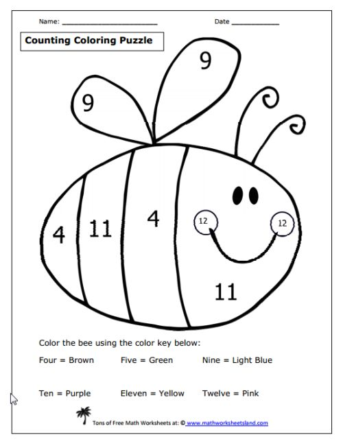 One Step Equations Coloring Worksheet Coloring Pages