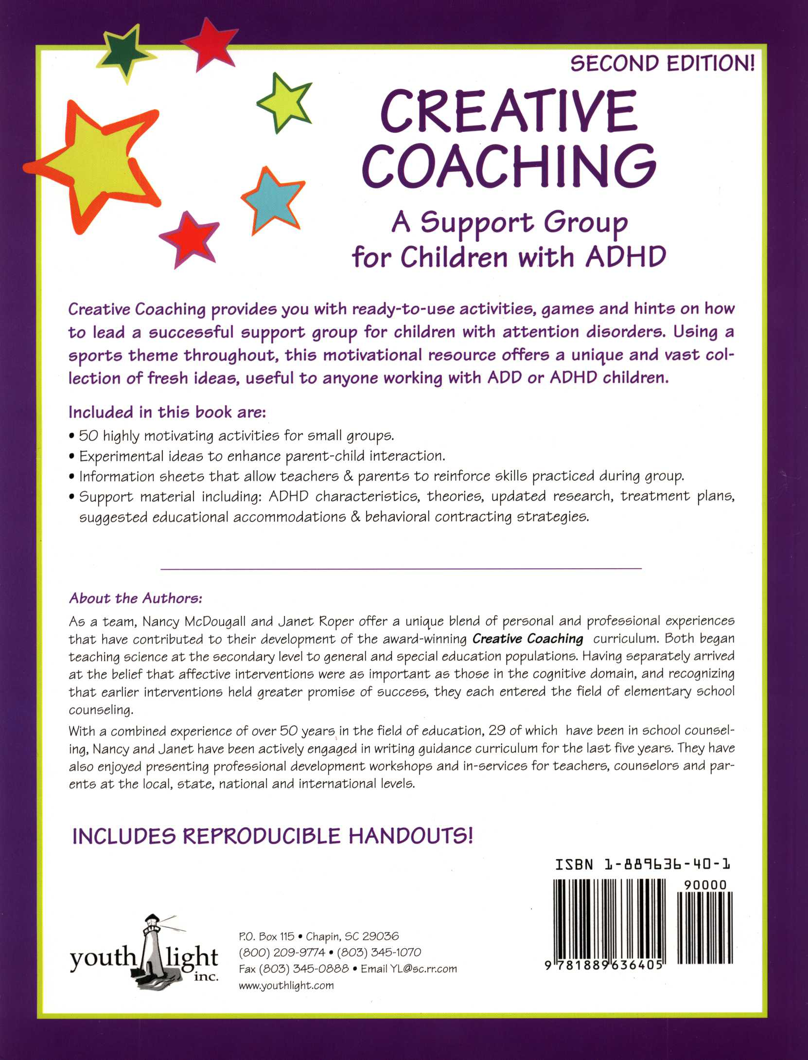 Creative Coaching A Support Group For Children With Adhd