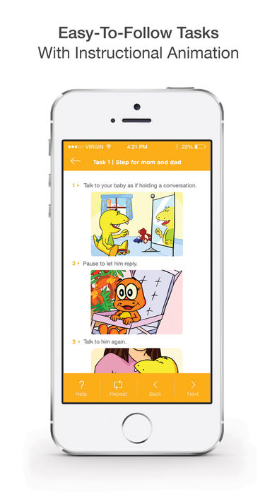 KidzGrow – The Child Development App Review | Educational ...