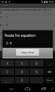 Coordinate Geometry Calculator Review  Educational App Store