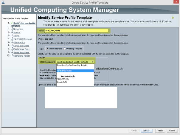 Deploy a Cisco UCS system - Part 2 - from scratch for VMware ESXi ...