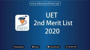uet-lahore-2nd-Merit-list