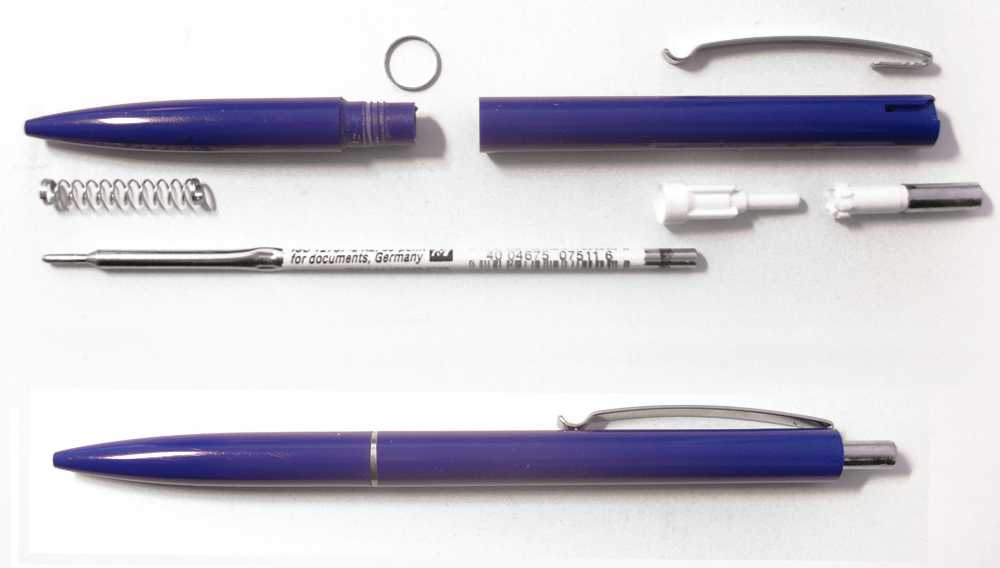 story of the ballpoint pen