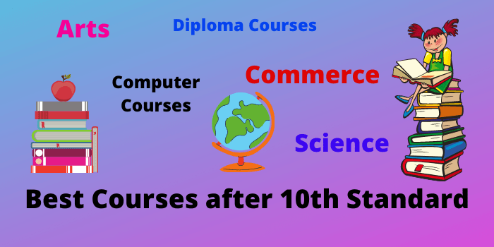 Best Courses after 10th Standard 10