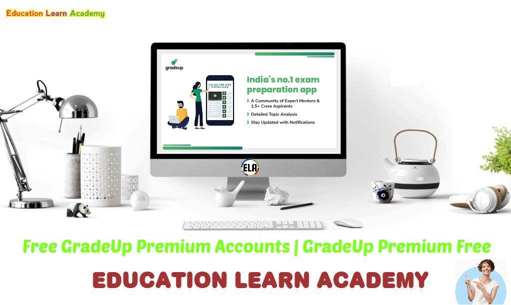 Free GradeUp Premium Accounts   GradeUp Premium Free