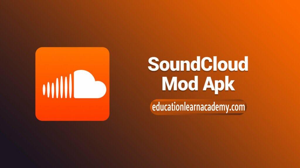 SoundCloud Mod Apk Free Download