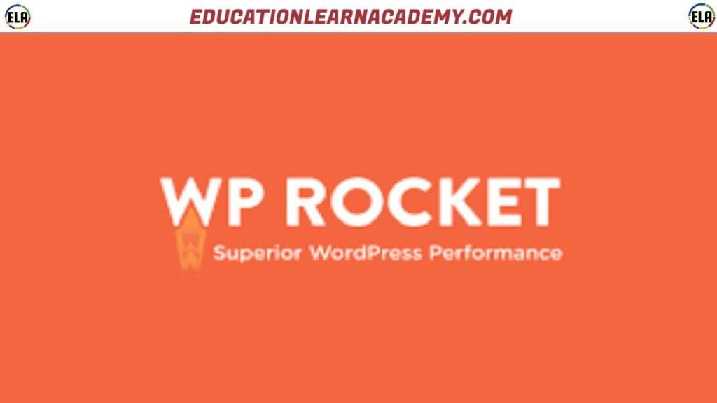 WP Rocket WordPress Cache Plugin Free Download
