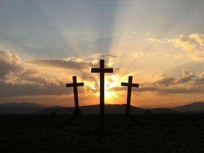 ks3 christianity easter crucifixion