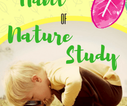 The habit of nature study