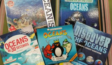 Homeschool theme study: Oceans