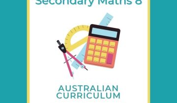 Singapore maths Year 8 and Australian Curriculum  compared