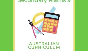 Singapore maths Year 9 and Australian Curriculum  compared