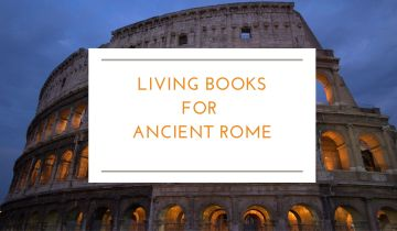 Living books for ancient history: Rome