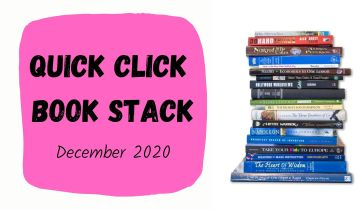 Quick click book stack December 2020