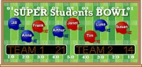 Bulletin Boards That Teach: Super Bowl | Education World