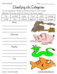 Animal Classification | Education World