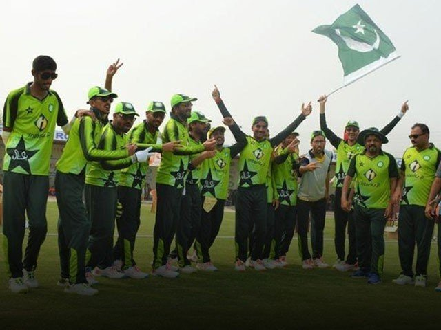 Pakistan defeated India to win the T20 Blind Cricket Tournament