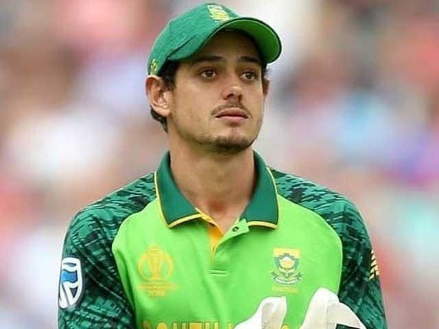 De Kock's 'fake fielding' deprived Fakhr of a double century