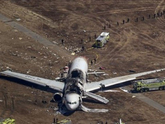 A passenger plane crashes in France, killing 4 people