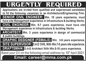 Architectural/Engineering Firm Jobs 2021 Apply Online