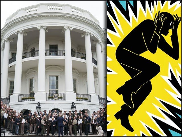 """Invisible """"mysterious energy"""" attacks on the White House revealed"""