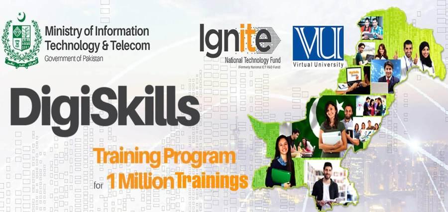 Digiskills Training Programme Batch-10 May 2021 Online Apply