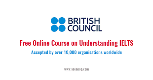 Understanding IELTS: Free Online Course from British Council