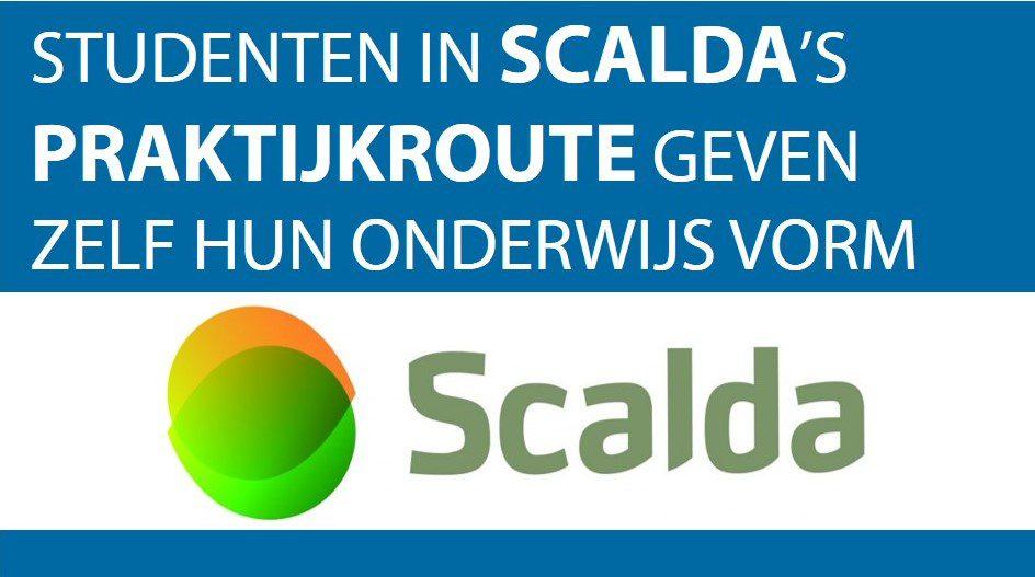 Praktijkroute van Scalda ondersteund met Educator: Even kennis maken