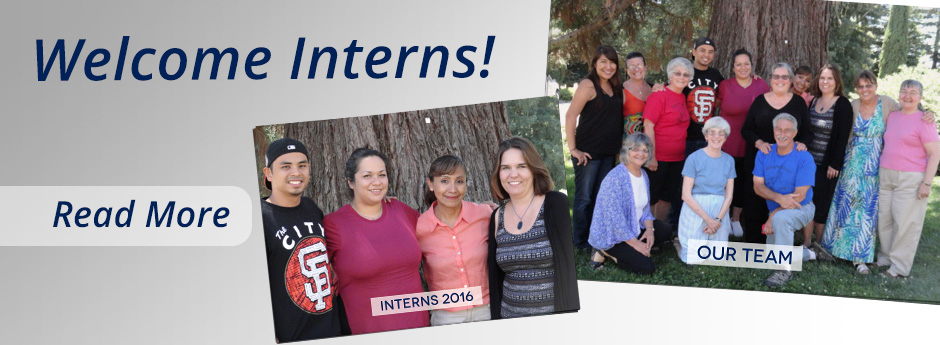 Learn More about our Interns for 2016!