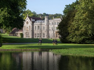 Wycombe Abbey School (圖片:wycombeabbey.com)