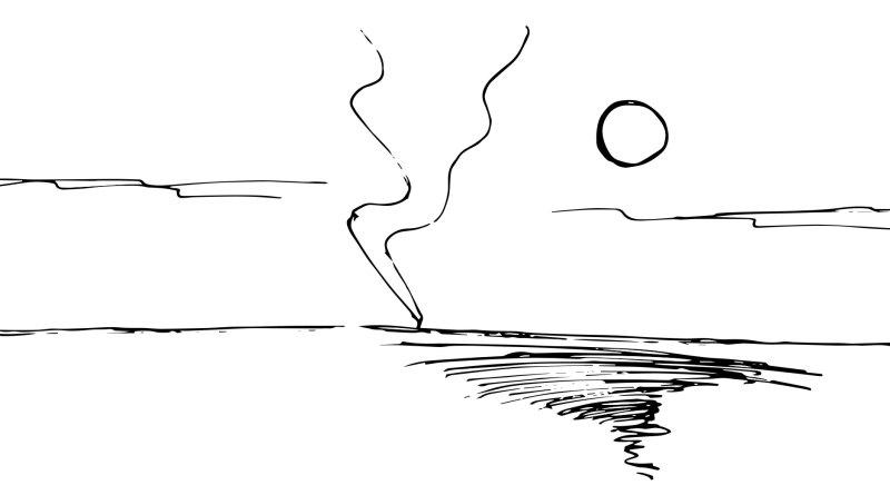 Un filo di fumo