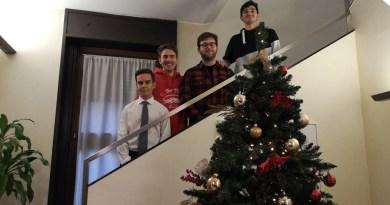 Il Natale in Collegio (dei ragazzi dell'Augustinianum)