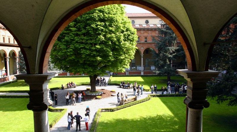 Chiostri dell'UCSC di Milano