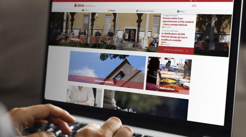 EDUCatt web, online il nuovo sito della Fondazione