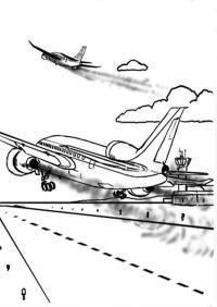 Dibujos De Contaminacion Del Aire Para Colorear Dibujo