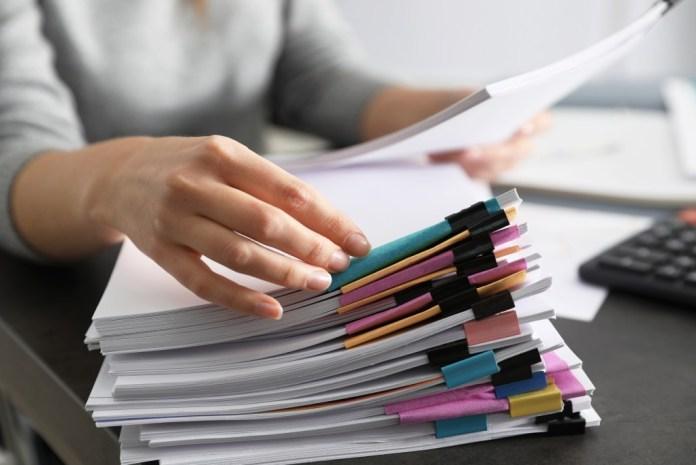 Control of quality records procedure
