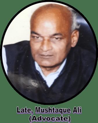Adv. Mushtaque Ali