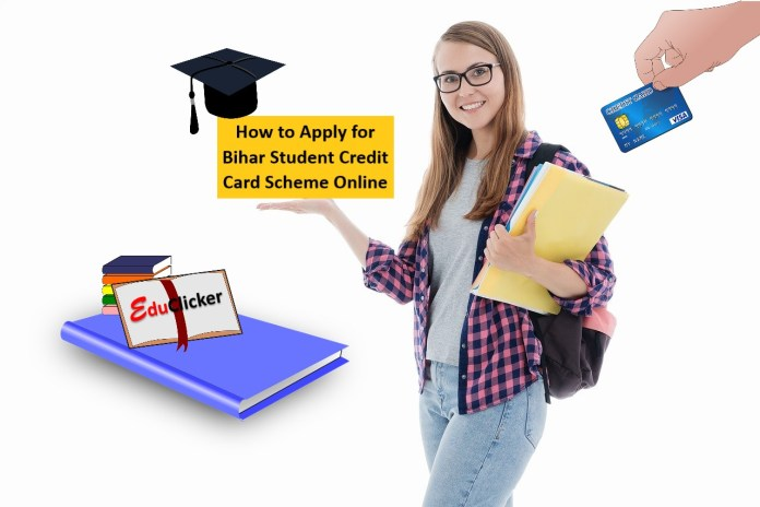 Bihar Student Credit Card Scheme
