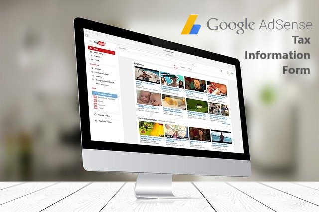 How to Submit Tax Information Form in Google AdSense