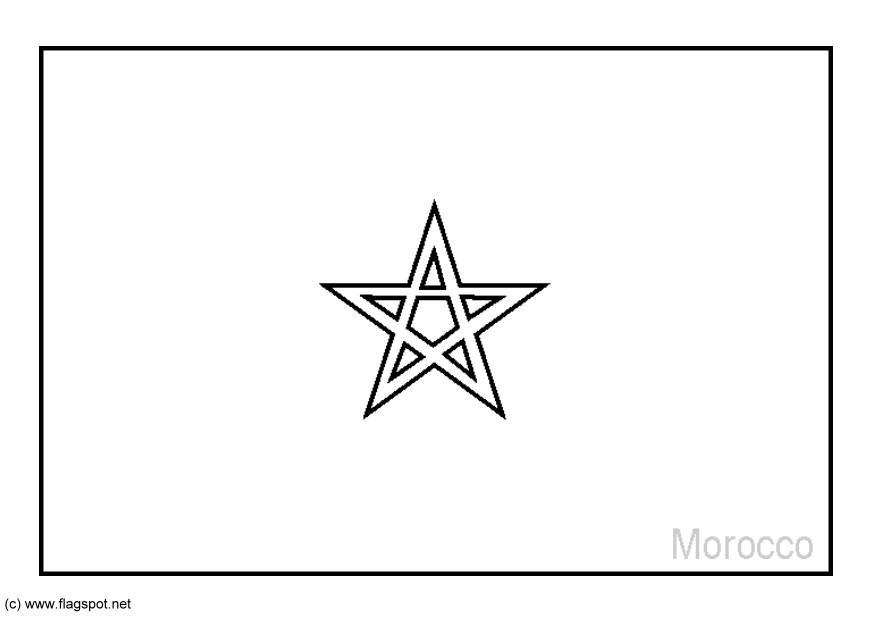 Star Spangled Banner Coloring Sketch Coloring Page