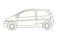 Coloriage Renault Clio Coloriage Dessin Voiture Clio