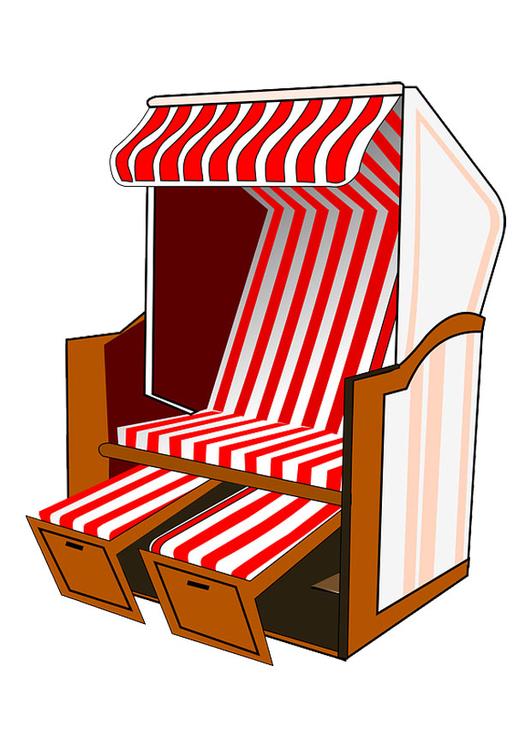 Image fauteuil de jardin - Images Gratuites à Imprimer