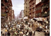 Little Italy New York 1900