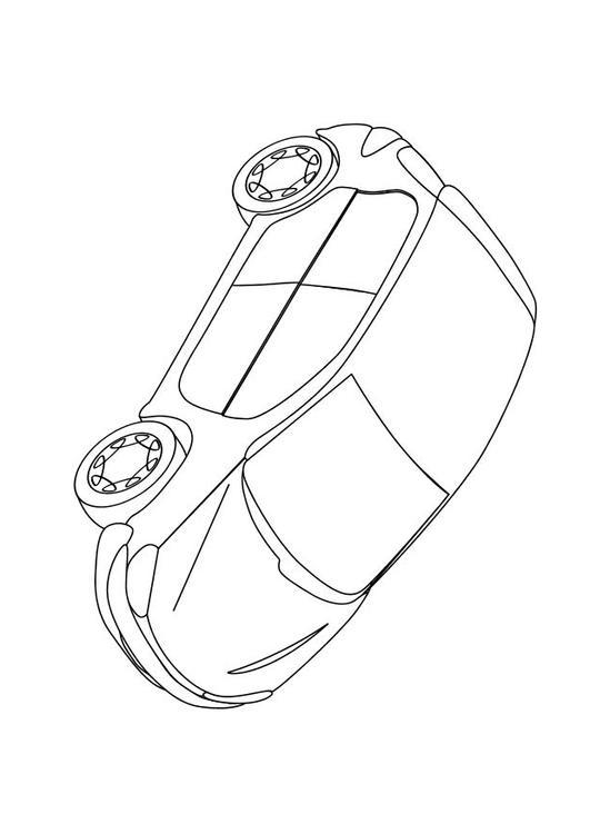 model voiture dessin