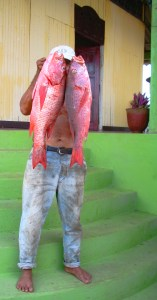 el pescador playa de poneloya, leon, nicaragua